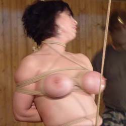 Forced orgasm funnothing makes me happier than binding my slave with rope and forcing her to orgasm.