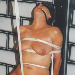 Fun with clothes pinswhen my slave has been extra naughty i place clothes pins all over her boobs and watch her squirm.